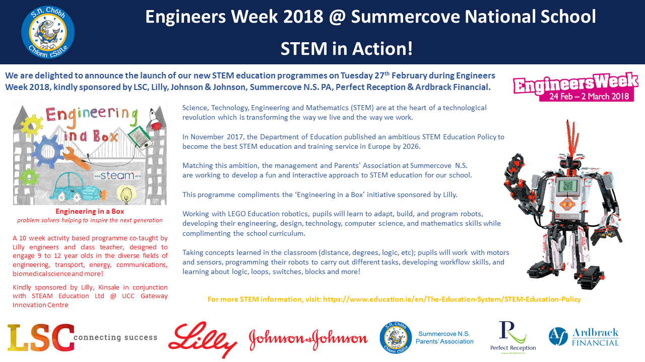Summercove NS - Engineers Week