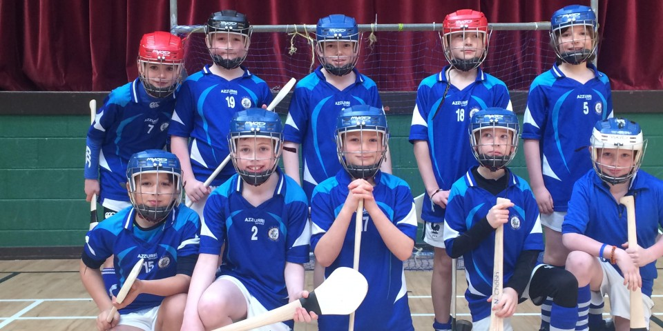 Rang a Ceathair Indoor Hurling Blitz