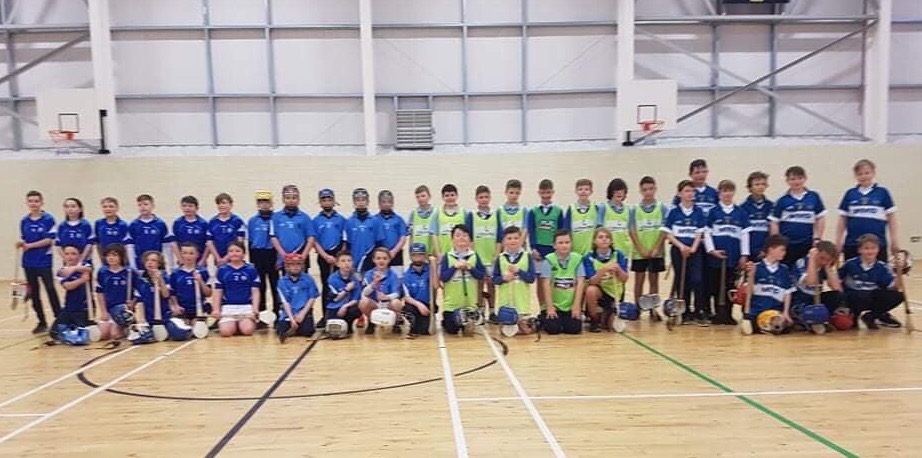 Rang a Cúig Indoor Hurling and Camogie
