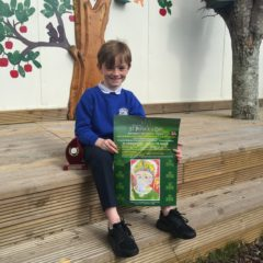 Overall Winner – St. Patrick's Day Art Competition