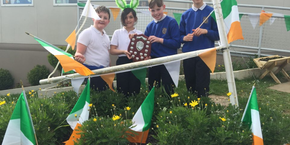 Junior Group Award for the 2019 St. Patrick's Day Parade 2019