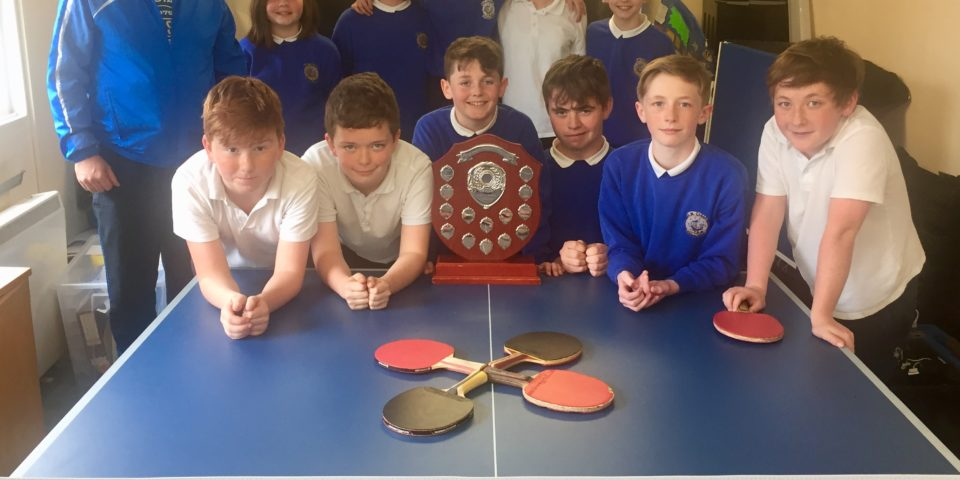 All Ireland Primary Schools Table Tennis Final 2019