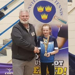 Table Tennis Girls Under 11 Championships