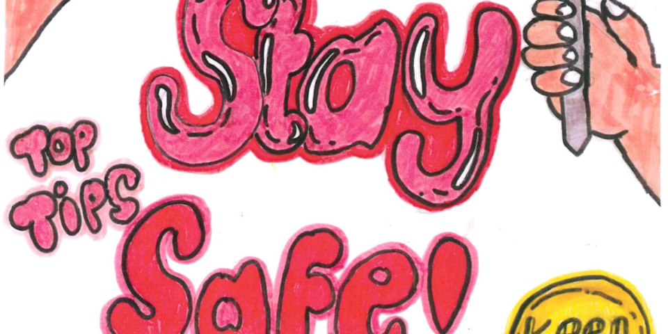 'STAY SAFE' – Safety Tips To Teach Your Child.